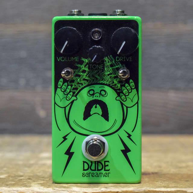 Jonny Rock Gear Dude Screamer Overdrive Electric Guitar Effect Pedal w/Box #167B15 image