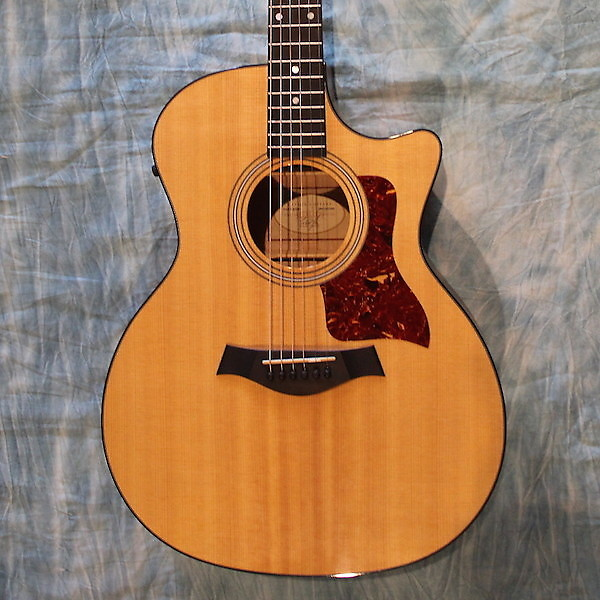 Taylor 314ce Grand Auditorium Acoustic Electric Guitar Reverb