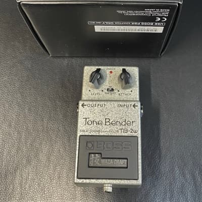 Boss TB-2W Tone Bender Waza Craft # 534 made of limited run of 3000 pedals Made in Japan