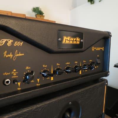 Mark Bass  Mark Bass Randy Jackson 500 watt - $550 for sale
