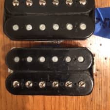 Gibson T-Top Humbuckers 1978 Black with screws and springs