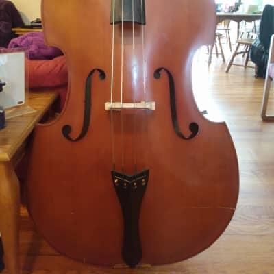 Upright Bass 4/4 No Name