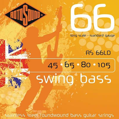RotoSound Swing Bass Standard Set