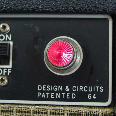 Invisible Sound Guitar amplifier Jewel Lamp Indicator amp jewel.  Model 047.  For pilot light