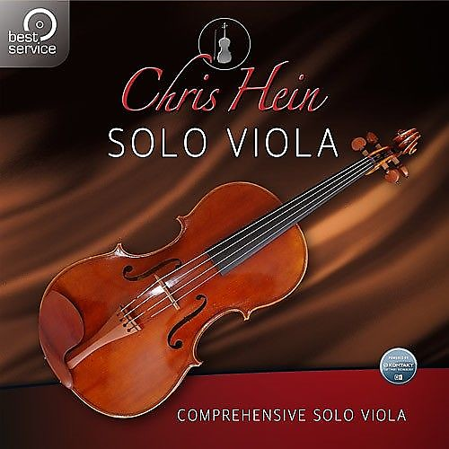 Best Service Chris Hein Solo Viola EXtended