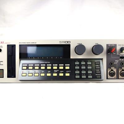 Akai S1100 MIDI Stereo Digital Sampler 1990
