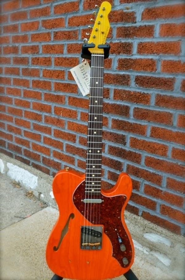 nash t 69tl 2014 gretsch orange killer vintage guitars reverb. Black Bedroom Furniture Sets. Home Design Ideas