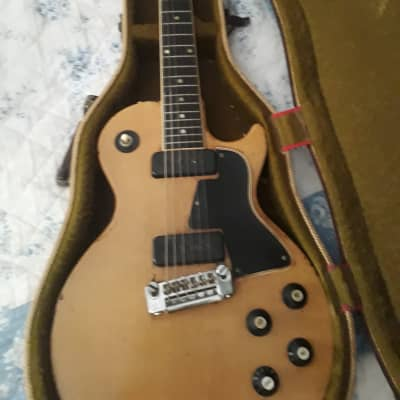 Gibson Les Paul Special 1955 Yellow TV