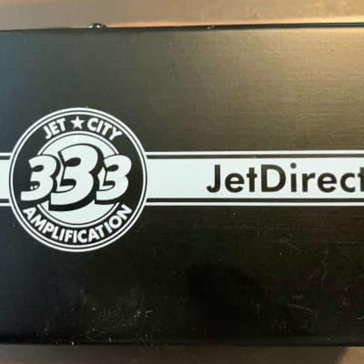Jet City JetDirect Direct box with Cab/Mic Sim!