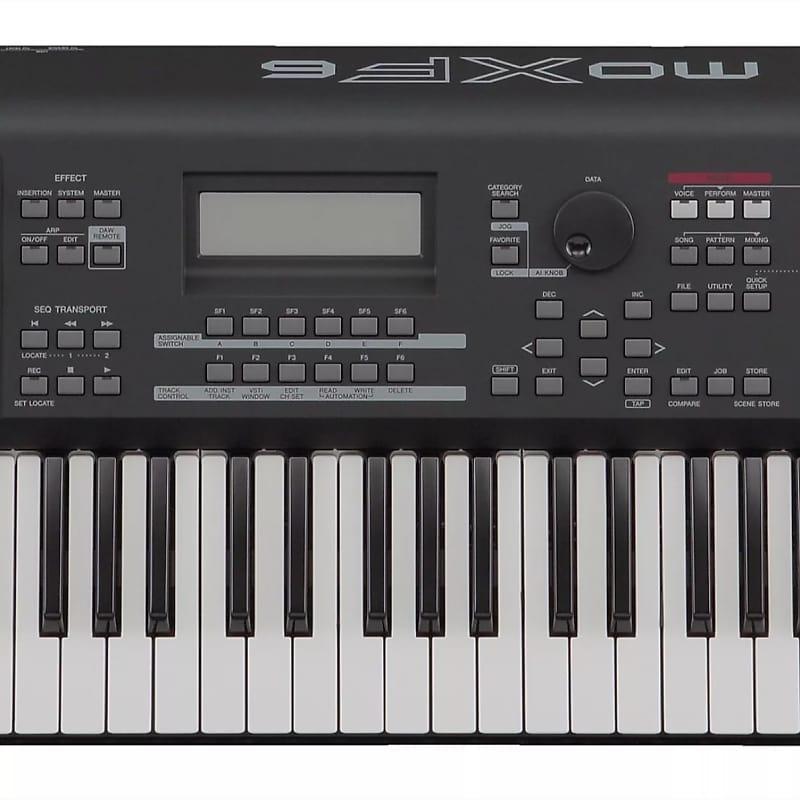 Production Keyboard Workstation : yamaha moxf 6 music production synthesizer workstation reverb ~ Hamham.info Haus und Dekorationen