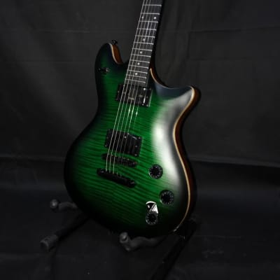 Schecter Tempest 40th Anniversary Emerald Green for sale