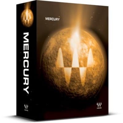 New Waves Mercury Plugin Bundle Software AAX VST AU (Download/Activation Card) - Authorized Dealer!