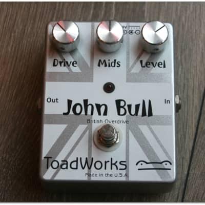 "Toadworks  ""John Bull British Overdrive"""