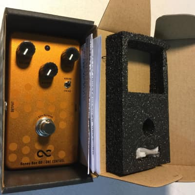 One Control Honey Bee Overdrive