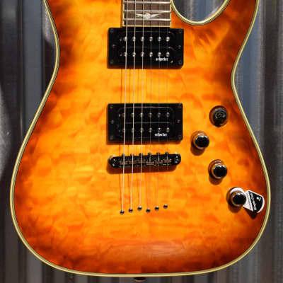 Schecter Omen Extreme 6 Vintage Sunburst Guitar VSB #1889