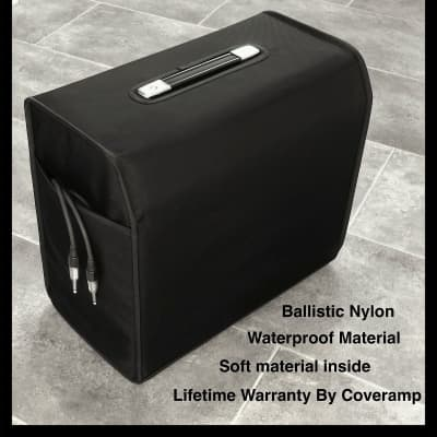 Coveramp Waterproof Ballistic Nylon  cover for FENDER Princeton Reverb II Combo