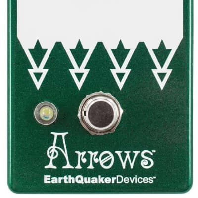 Earthquaker Devices Arrows Pre-Amp Boost V2 for sale