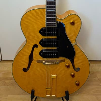 Epiphone Zephyr Blues Deluxe Natural 1999 for sale