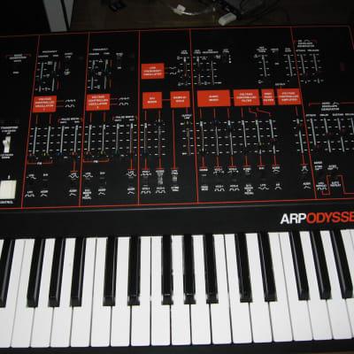 Korg ARP Odyssey FS Rev3 37-Key Duophonic Analog Synthesizer