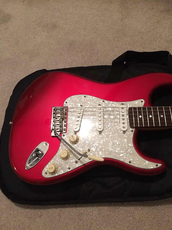 Fender Stratocaster  U0026quot Tex Wd