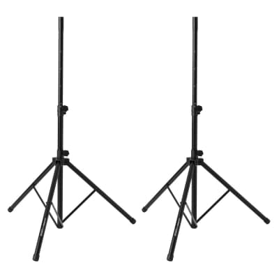 Ultimate Support JamStands JS-TS50-2 Tripod Speaker Stand (Pair)