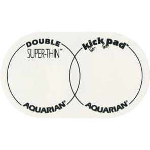 Aquarian STKP2-U Super Thin Double Kick Pad Bass Drum Impact Pad