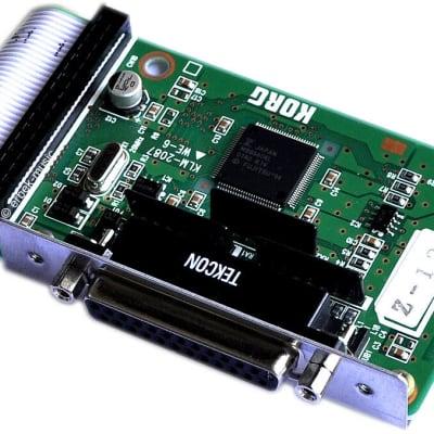 Korg EXB-SCSI Board für Triton Classic & Triton Rack NEUWERTIG