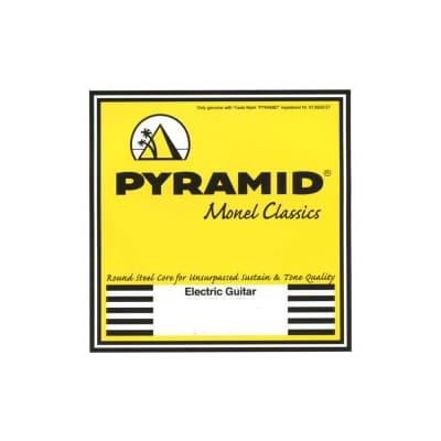 Pyramid Monel Classics Regular 10-46
