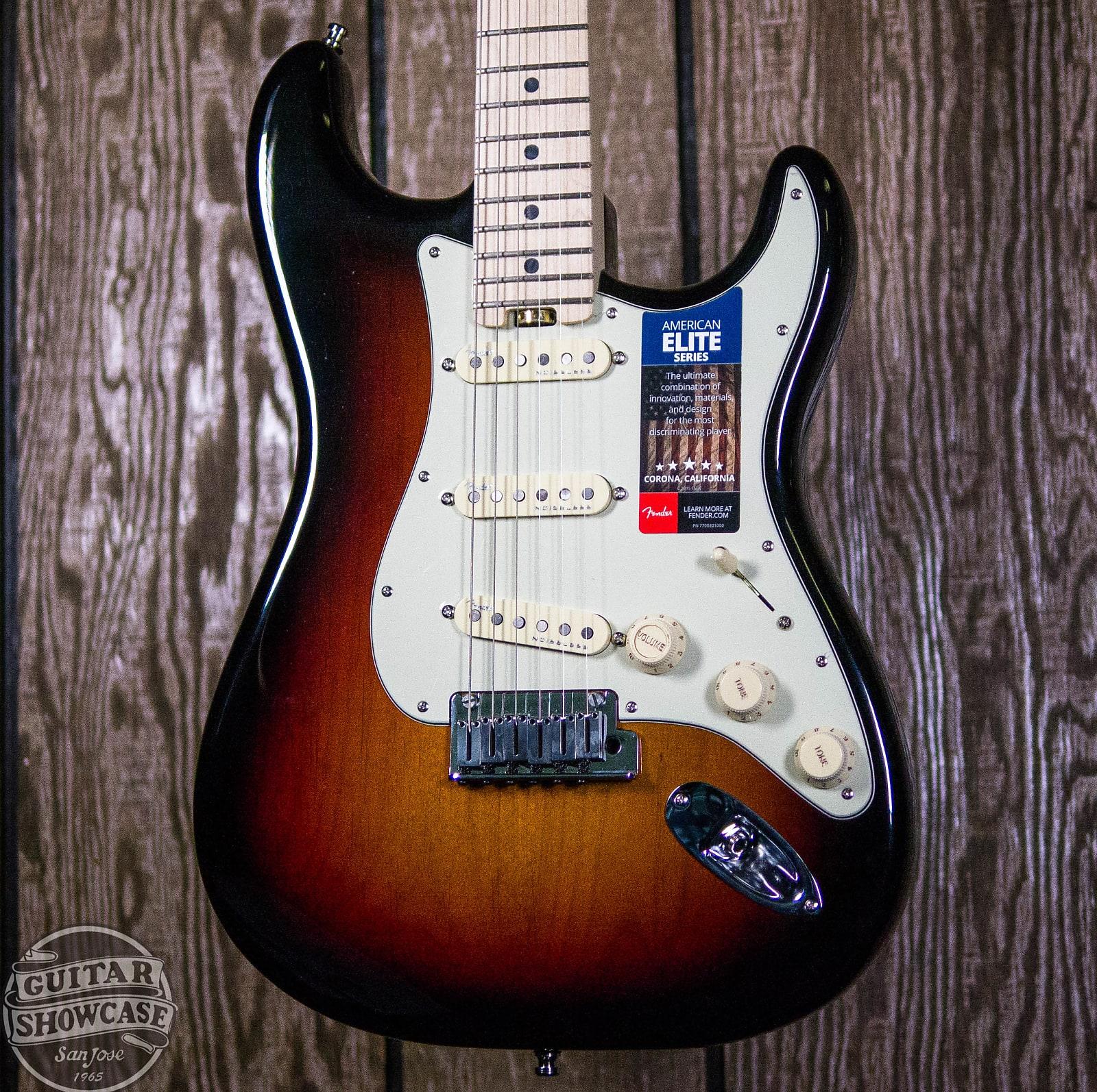 Fender American Elite Stratocaster Neck Maple Fingerboard
