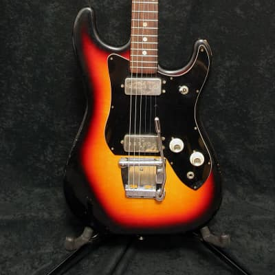Klira SM 1970's Sunburst for sale