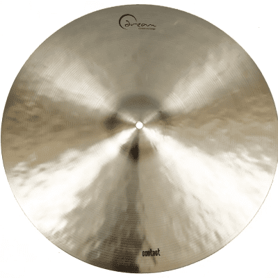 """Dream Cymbals 20"""" Contact Series Ride Cymbal"""