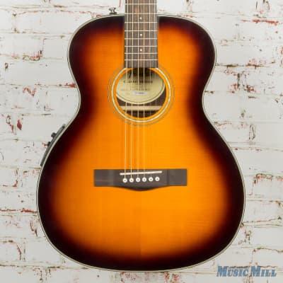 2017 Fender CT-140SE Acoustic Electric Guitar Sunburst (USED) for sale
