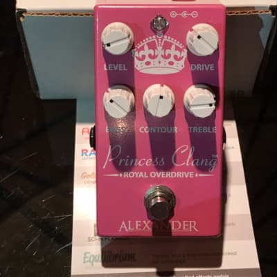 Alexander Pedals Princess Clang Royal Overdrive 2005 for sale