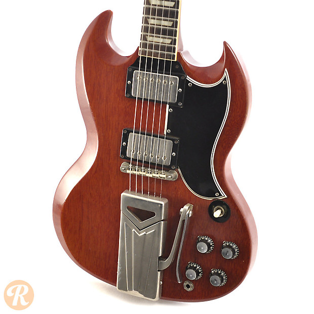 gibson les paul sg 1961 cherry price guide reverb. Black Bedroom Furniture Sets. Home Design Ideas