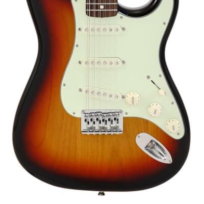 Fender FSR Traditional Stratocaster XII 3-Color Sunburst 2018 for sale