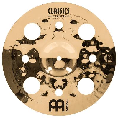 "Meinl 12""/16"" Artist Concept Series Luke Holland Signature Bullet Stack Cymbals (Pair)"
