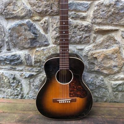 Gibson Carson J. Robison Montgomery Wards 1933 Sunburst for sale