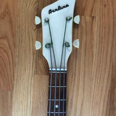 1960s Airline Pocket Bass Black for sale
