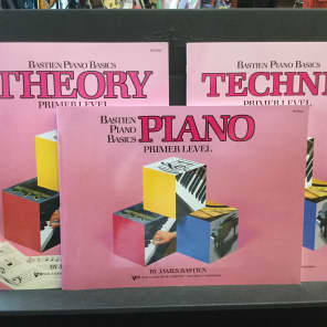 Neil A Kjos Music Company Bastien Piano Basics: Theory (Primer)