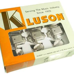 Kluson SD9005MN Oval 3x3 Tuning Machines