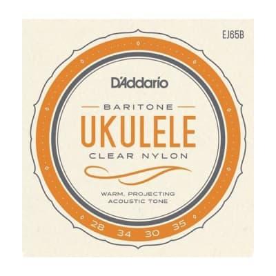 D'Addario Pro-Arté Custom Extruded Baritone Ukulele Strings