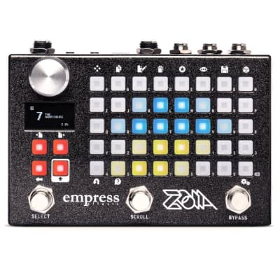Empress Effects ZOIA Pedal - IN STOCK!!!