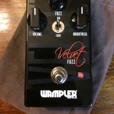 Wampler Velvet Fuzz V2