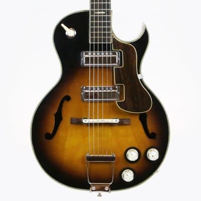 1965 Kawai EP-85 Vintage Small Hollowbody Electric Guitar ES-140 3/4 Guitar St. George Teisco Rare for sale