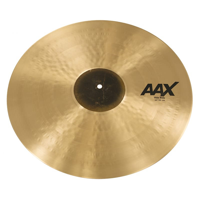 sabian 20 aax thin ride cymbal chicago music exchange reverb. Black Bedroom Furniture Sets. Home Design Ideas
