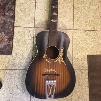 Vintage Stella acoustic guitar for Repair.