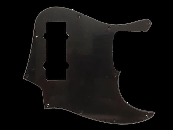 fender black 5 string jazz bass pickguard jrr shop reverb. Black Bedroom Furniture Sets. Home Design Ideas