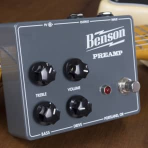 NEW! Benson Preamp FREE SHIPPING!