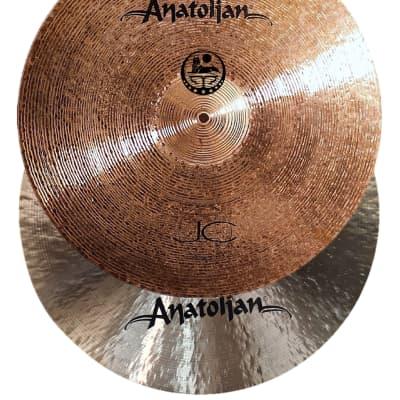 """Anatolian 13"""" JC Passion Hi-Hat"""