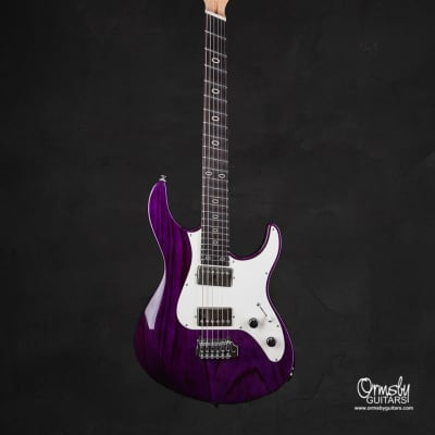 Ormsby Genesis CustomShop Multiscale  2017 Trans Purple Gloss for sale